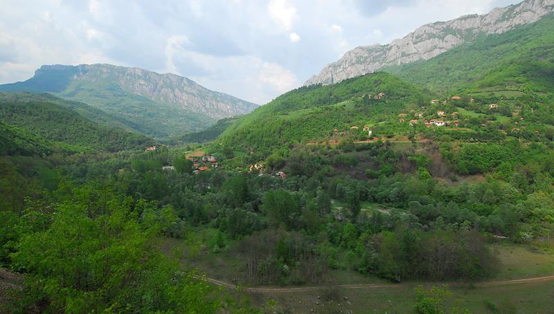 Planina Greben