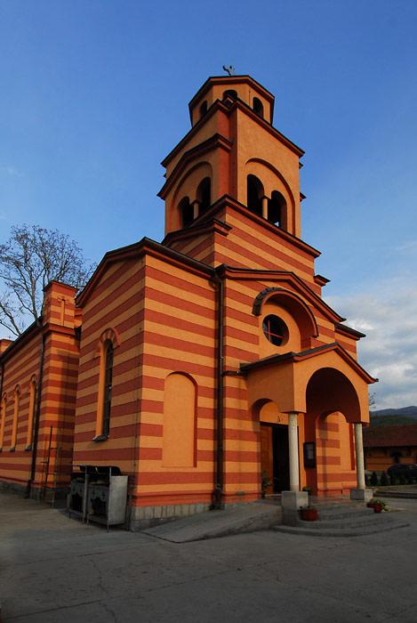 Crkva u Surdulici